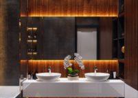 мебель в ванную - 62