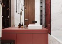 мебель в ванную - 79