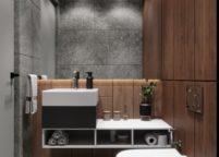 мебель в ванную - 48