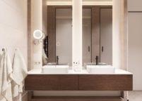 мебель в ванную - 90