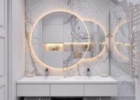 мебель в ванную - 13