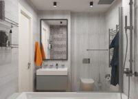 мебель в ванную - 84