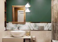 мебель в ванную - 73