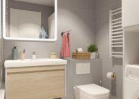 мебель в ванную - 99