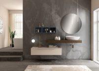 мебель в ванную - 25