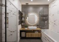 мебель в ванную - 5