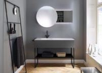 мебель в ванную - 50
