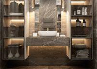 мебель в ванную - 37