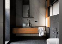 мебель в ванную - 46