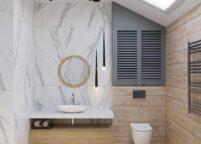 мебель в ванную - 26