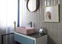 мебель в ванную - 93